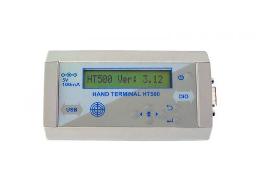 HT500 - Ръчен терминал за добавяне или изтриване на карти